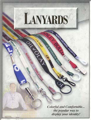 Lee Ryder Lamination Lanyards